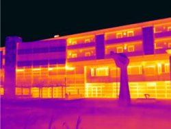 Thermografie bij Brede School De Drait in Drachten