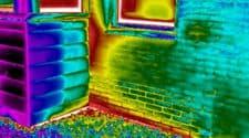 Onderzoek naar isolatiegebreken met thermografie